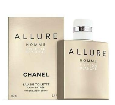 Chanel - Allure Edition Blanche мъжки парфюм 100ml
