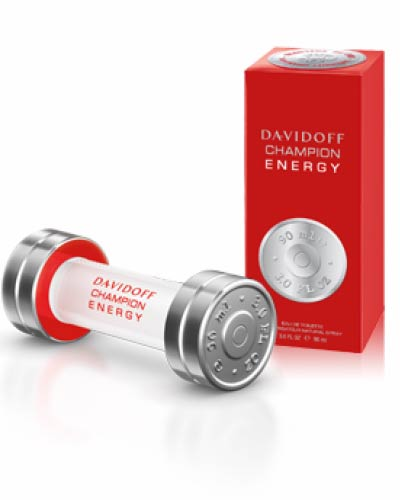 DAVIDOFF CHAMPION ENERGY 100мл за мъже