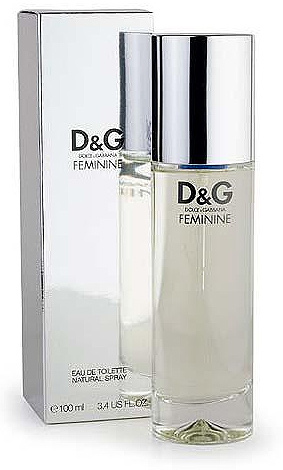 Dolce and Gabanna Feminine за жени 100ml