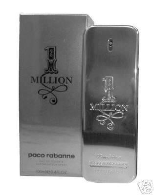 Paco Rabanne 1 Million Silver за мъже 100ml