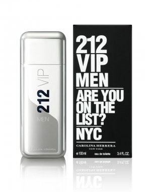 Carolina Herrera 212 VIP Men 100ml за мъже